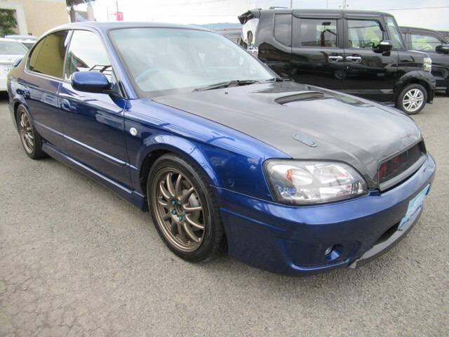 הוראות חדשות 2001 SUBARU LEGACY B4 | Ref No.0120053802 | Used Cars for Sale KX-88