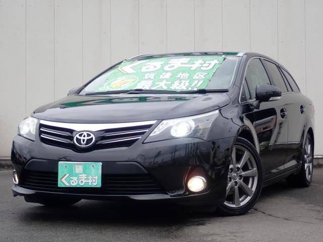 2012 Toyota Avensis Wagon Ref No0120057739 Used Cars For Sale