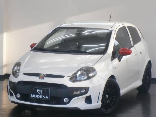 2011 Abarth Punto Evo Ref No0120060228 Used Cars For Sale