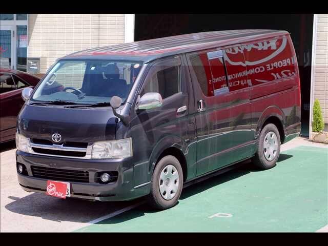 f2eb10f948 2005 TOYOTA HIACE VAN