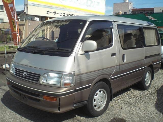 1995 TOYOTA HIACE WAGON   Ref No.0120063956   Used Cars for Sale ... 5e8f1f0ae8d