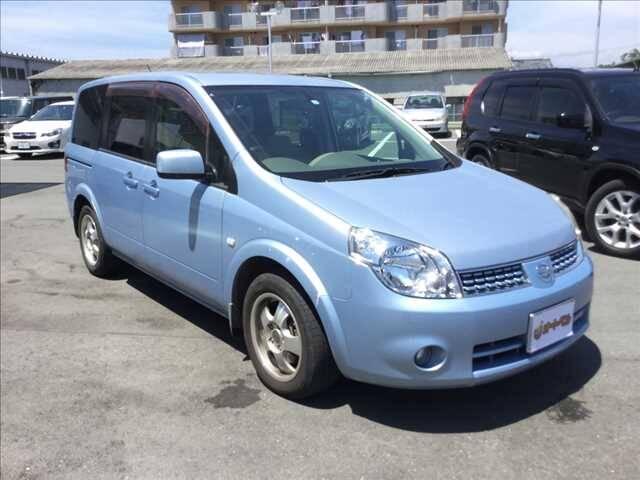 2005 Nissan Lafesta Ref No0120067996 Used Cars For Sale