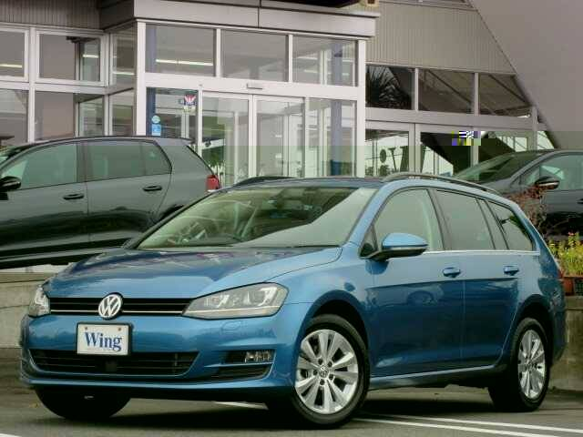 2014 Volkswagen Golf Variant Ref No0120068669 Used Cars For