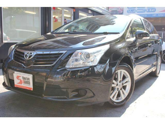 2012 Toyota Avensis Wagon Ref No0120069147 Used Cars For Sale