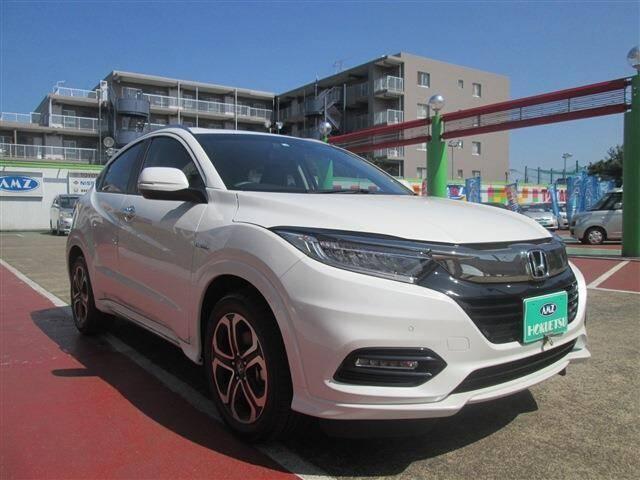 2018 Honda Vezel Ref No 0120069539 Used Cars For Sale