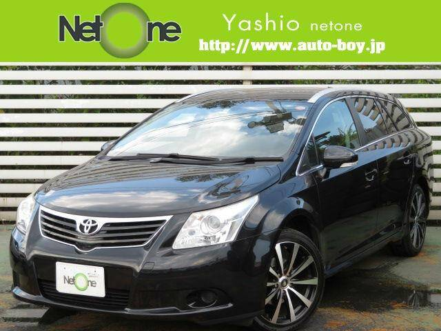 2012 Toyota Avensis Wagon Ref No0120069564 Used Cars For Sale