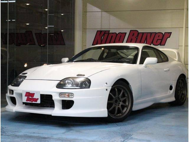 Cars For Sale Under 1500 >> 1998 TOYOTA SUPRA | Ref No.0120071308 | Used Cars for Sale ...