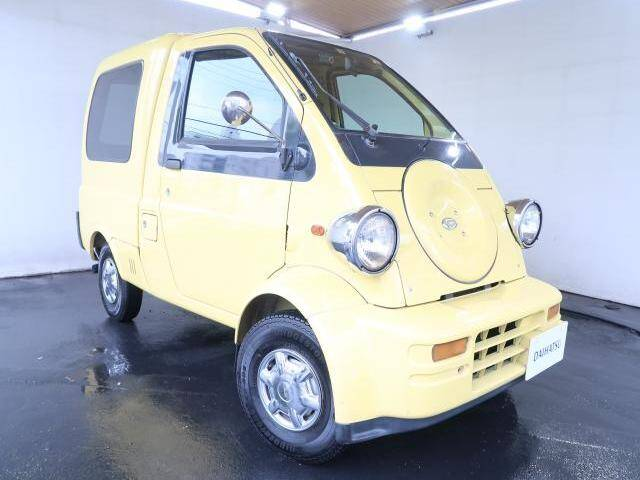 2000 Daihatsu Midget Ii Ref No 0120072160 Used Cars For Sale