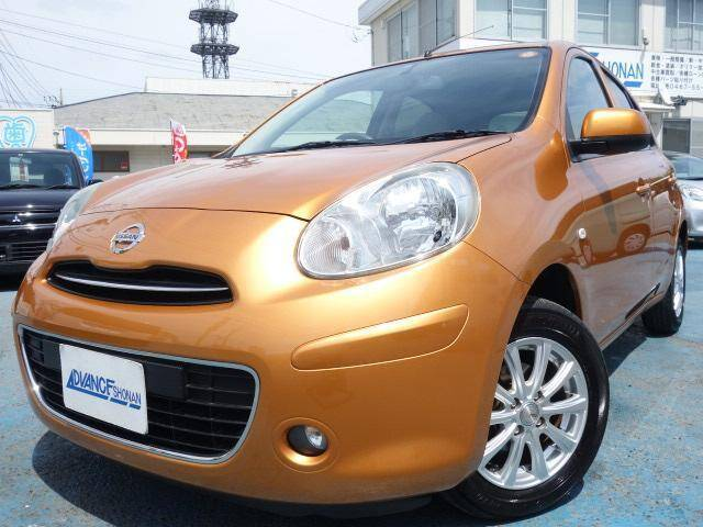 2011 NISSAN MARCH (MICRA)   Ref No.0120073958   Used Cars for Sale ...