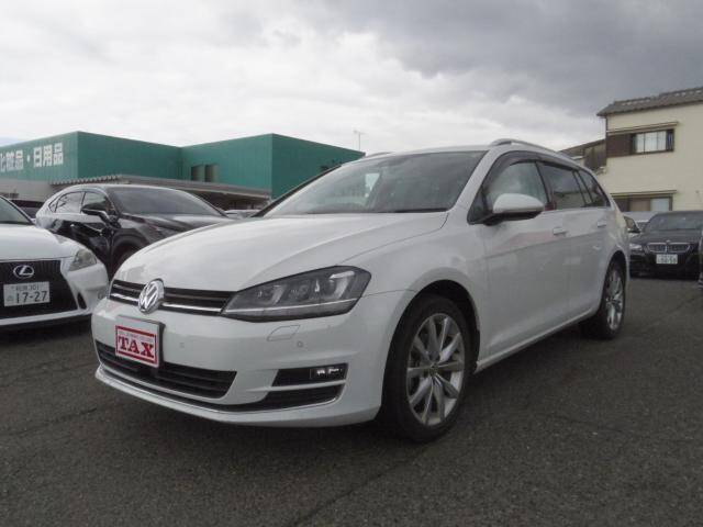 2014 Volkswagen Golf Variant Ref No0120074561 Used Cars For