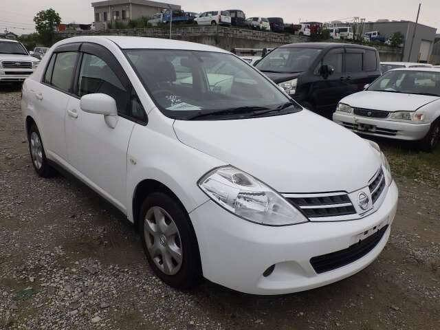 2011 NISSAN TIIDA LATIO | Ref No.0120076006 | Used Cars for Sale ...