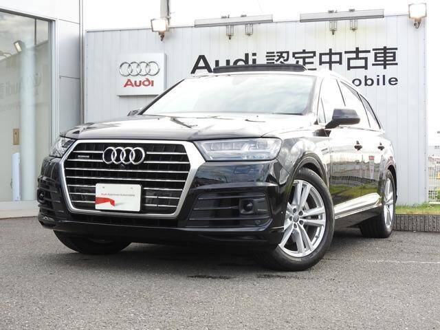AUDI Q Ref No Used Cars For Sale PicknBuycom - Used cars for sale audi q7