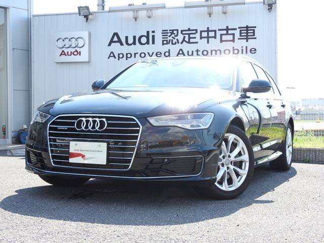 2015 Audi A6 Avant Ref No0120083504 Used Cars For Sale