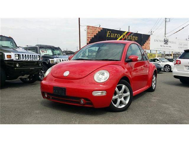 2005 Volkswagen New Beetle Ref No0120087188 Used Cars For Sale
