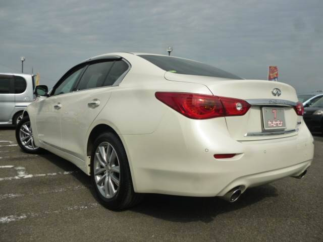 2016 Nissan Skyline Ref No 0120094404 Used Cars For Sale