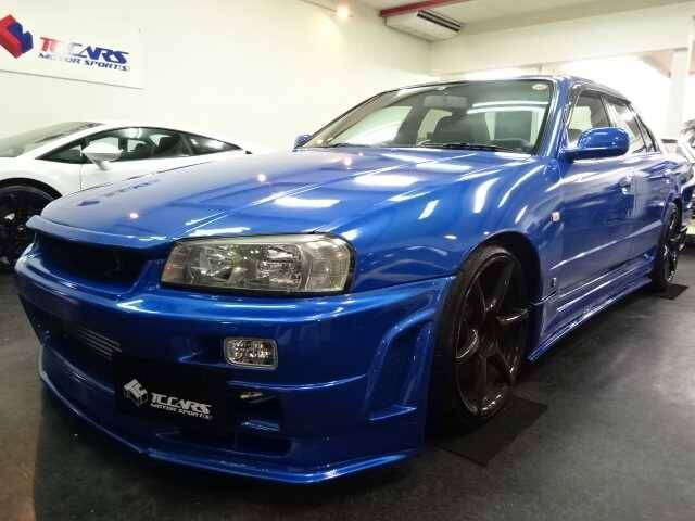 2000 Nissan Skyline Ref No0120095687 Used Cars For Sale