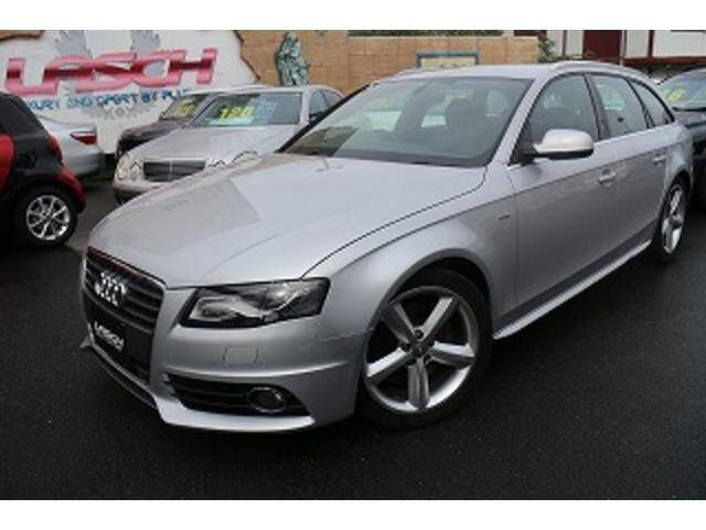2009 Audi A4 Avant Ref No0120096921 Used Cars For Sale