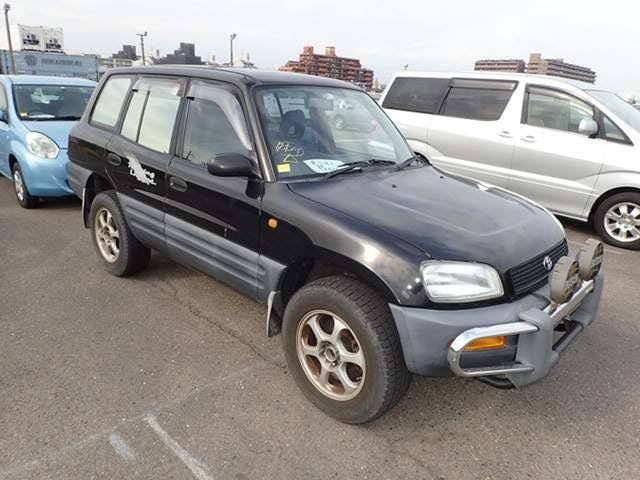 1996 Toyota Rav4 Ref No0120098747 Used Cars For Sale
