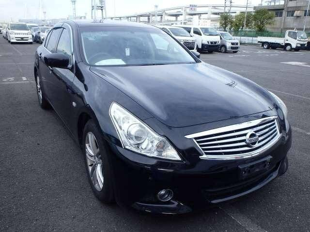 2010 Nissan Skyline Ref No0120103006 Used Cars For Sale