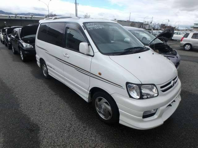 2001 TOYOTA TOWNACE NOAH   Ref No.0120104916   Used Cars for Sale ... 050bea3fb3da