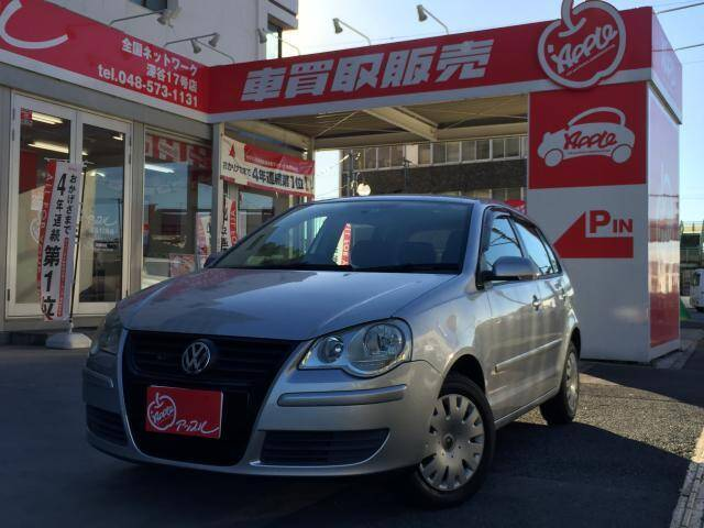 2006 Volkswagen Polo Ref No 0120105362 Used Cars For Sale