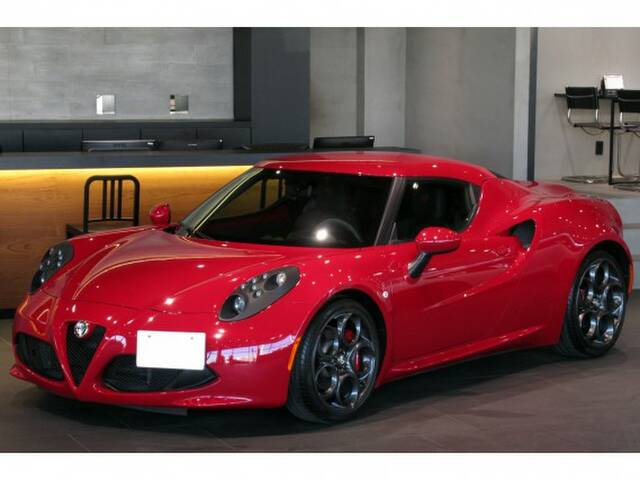 2015 Alfa Romeo 4c Ref No 0120110199 Used Cars For Sale