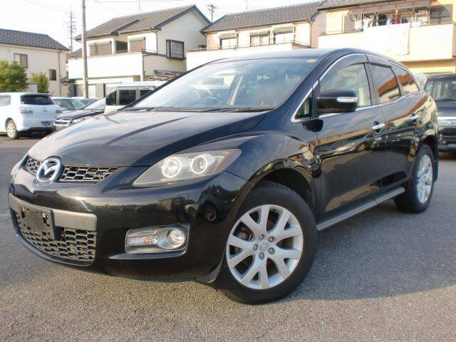 2007 mazda cx 7 n º de ref ª0120114994 carros usados para venda