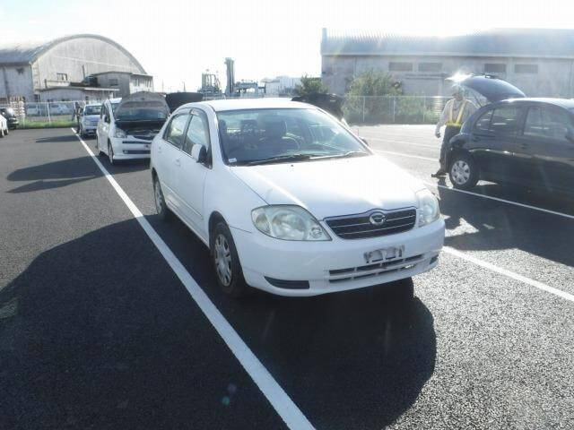 2001 Toyota Corolla Ref No 0120120009 Used Cars For Sale