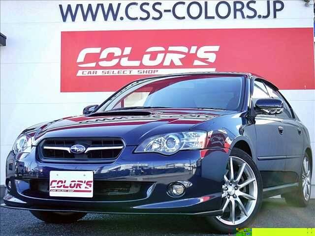 2003 Subaru Legacy B4 Ref No 0120121529 Used Cars For Sale