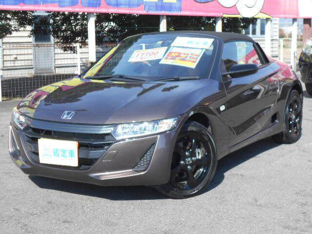 2018 Honda S660 Ref No 0120123011 Used Cars For Sale