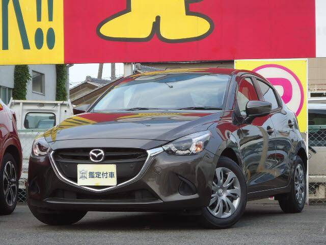 2018 Mazda Demio Mazda2 Ref No 0120123256 Used Cars For Sale
