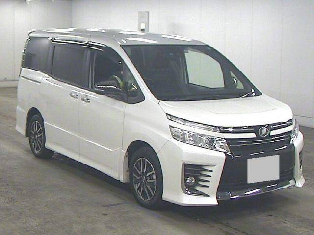 2016 Toyota Voxy Ref No 0120125992 Used Cars For Sale