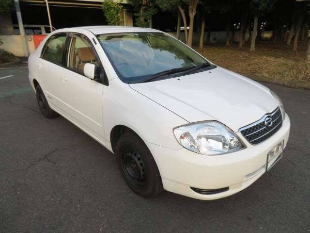 2002 Toyota Corolla Ref No 0120130500 Used Cars For Sale