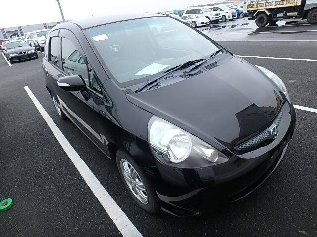 2005 Honda Fit Jazz Ref No0120140740 Used Cars For Sale