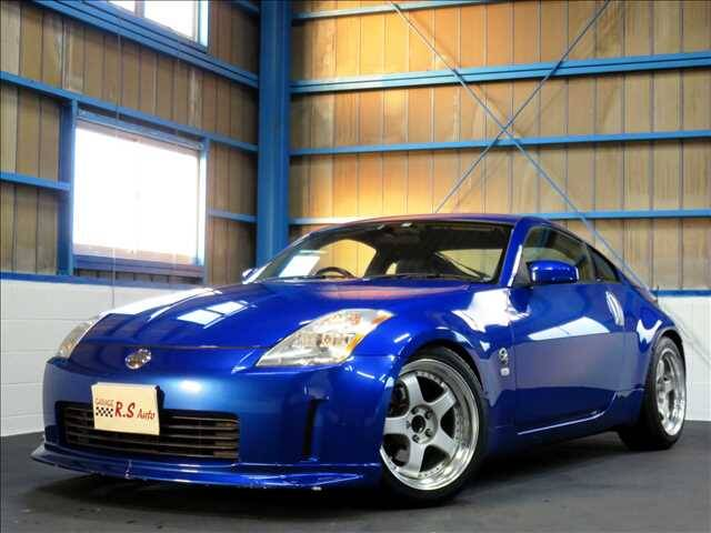 Nissan Fairlady Z >> 2003 Nissan Fairlady Z Ref No 0120146894 Used Cars For Sale