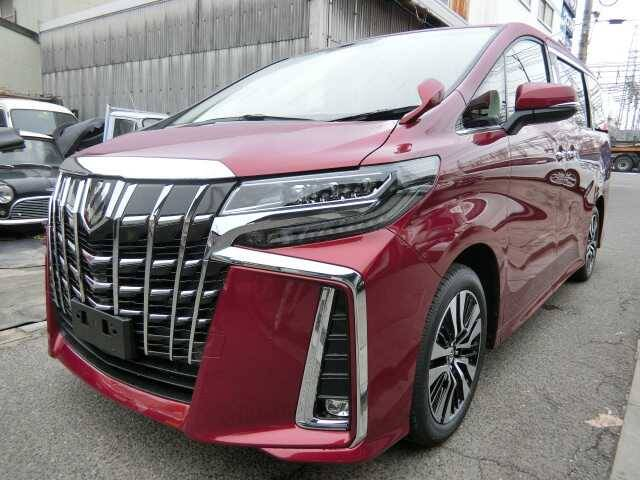 2019 TOYOTA ALPHARD | Ref No.0120158760 | Used Cars for ...