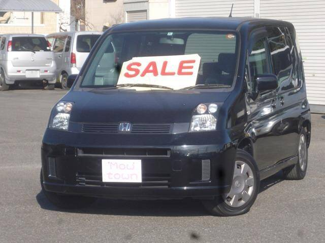 2008 Honda Mobilio Ref No 0120161462 Used Cars For Sale