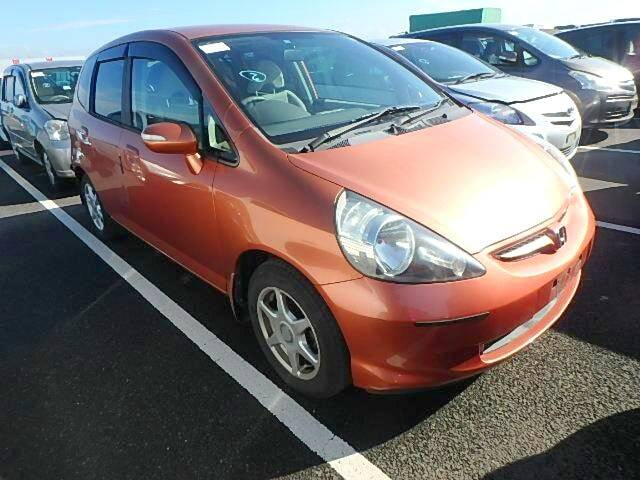 2005 Honda Fit Jazz Ref No0120162054 Used Cars For Sale