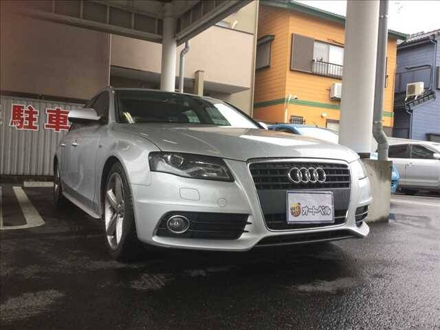 2010 Audi A4 Ref No0120172125 Used Cars For Sale Picknbuy24com