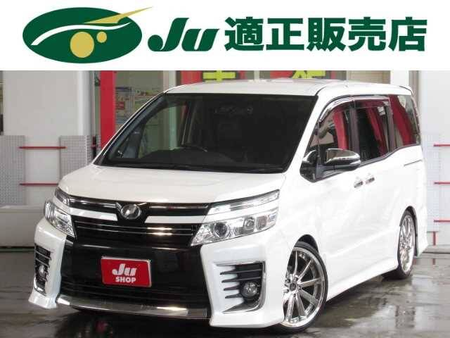 2016 Toyota Voxy Ref No 0120182757 Used Cars For Sale
