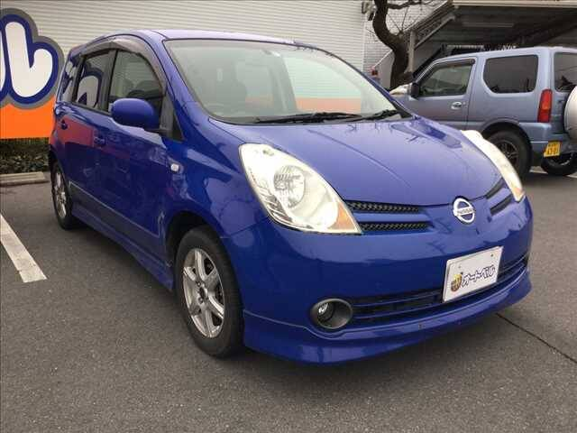 NISSAN NOTE 15RX