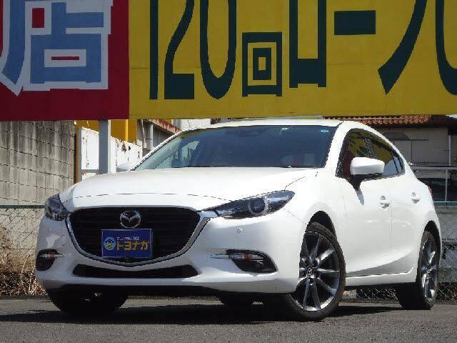 Axela Sports Mazda3