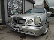 1996 MERCEDES BENZ E-CLASS Sedan (Left Hand Drive)