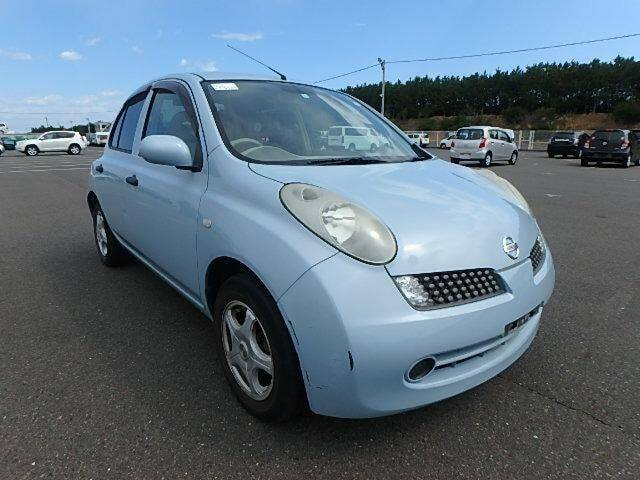 NISSAN MARCH (MICRA)