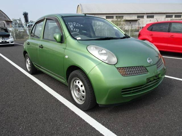 NISSAN MARCH (MICRA) 12C