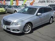 2010 MERCEDES BENZ E-CLASS STATIONWAGON