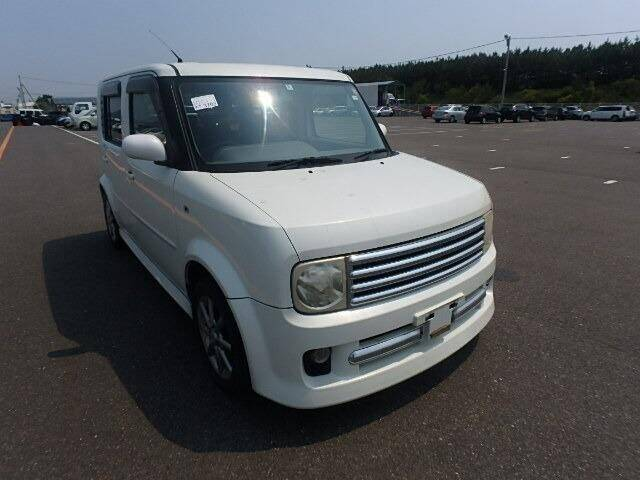 NISSAN CUBE CUBIC RIDER