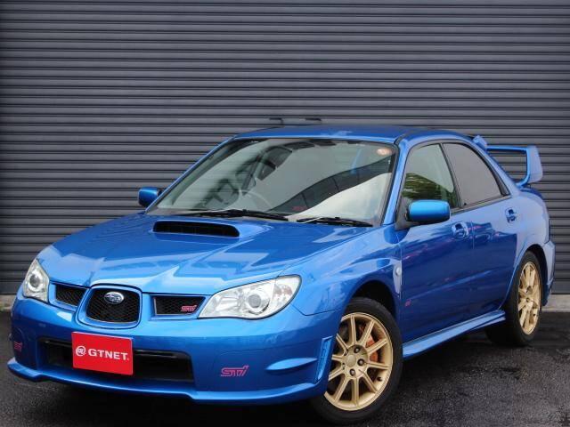 2006 Subaru Wrx Sti For Sale >> Impreza