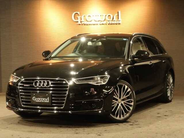 2016 audi a6 avant ref used cars for for Lunghezza audi a6 avant 2016