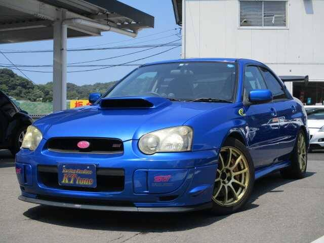 Used Subaru Wrx Sti For Sale >> 2003 Subaru Wrx Sti Ref No 0120248903 Used Cars For Sale